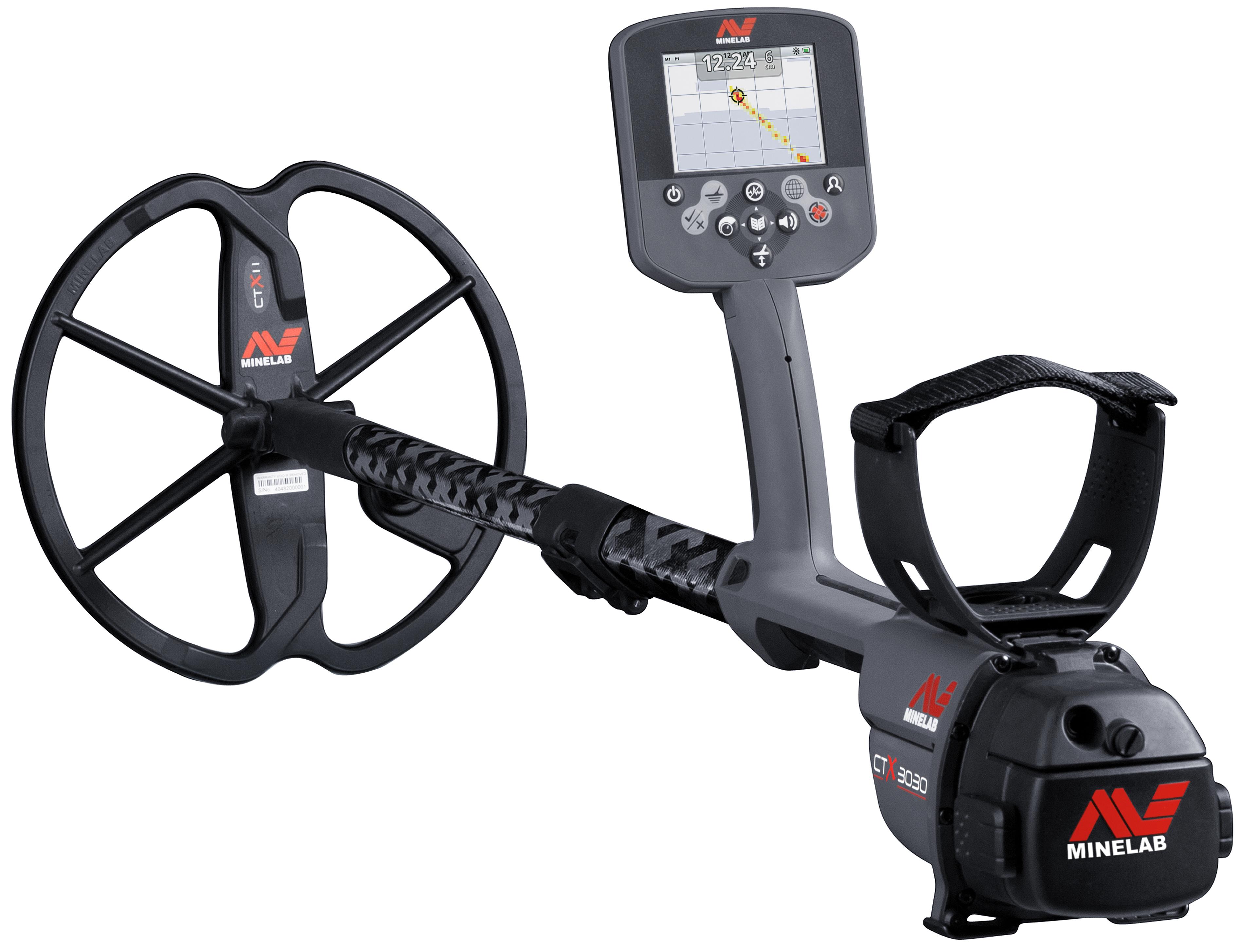 Металлоискатель minelab ctx 3030 - купить в москве по недоро.